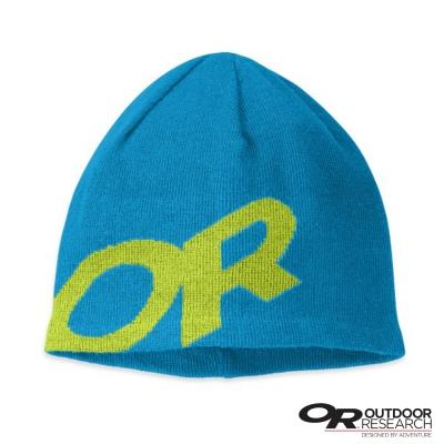 【Outdoor Research】Lingo 100%美麗奴保暖羊毛帽_藍