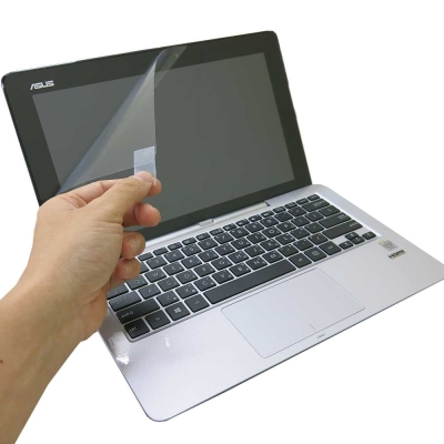 EZstick ASUS T200 T200TA 專用 靜電式筆電螢幕貼