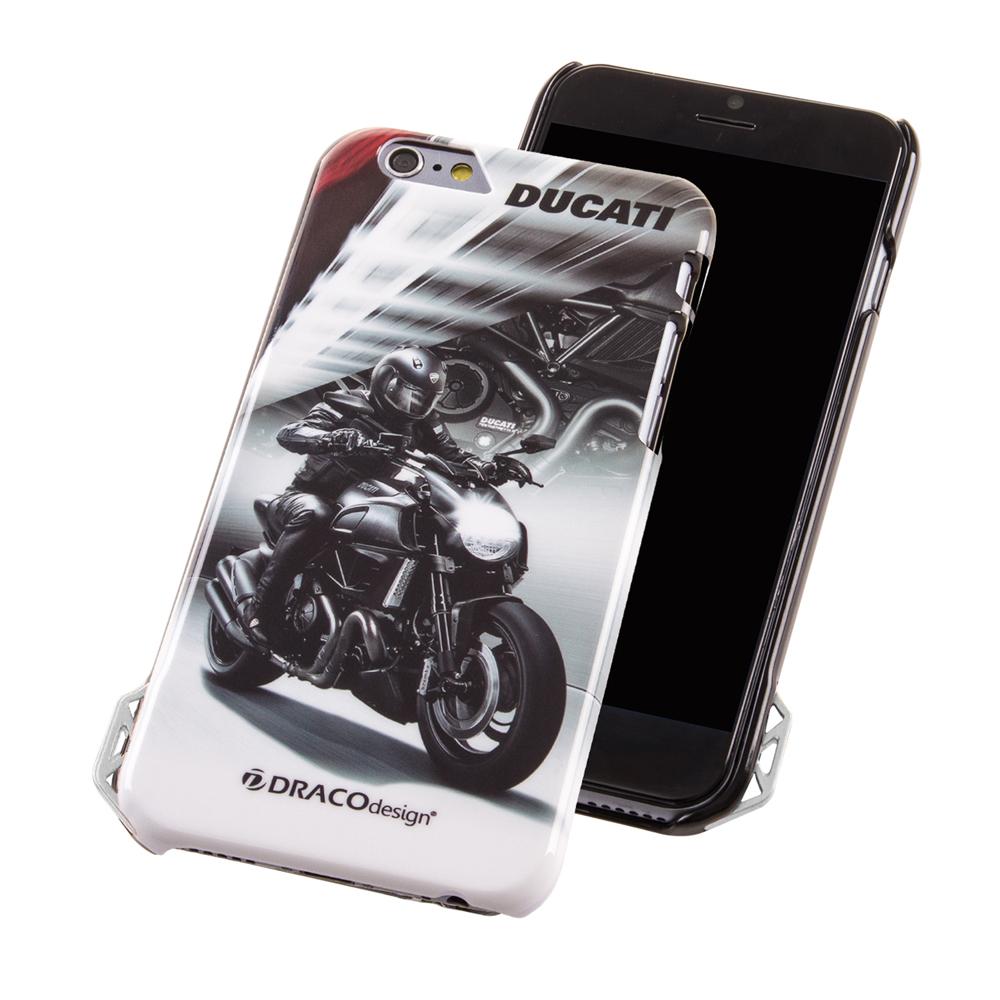 DRACOdesignxDUCATI iphone 6 /6s 手機殼(Diavel Dark)