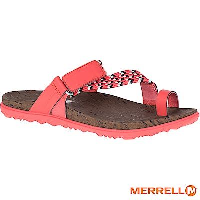 MERRELL AROUND TOWN 休閒女拖鞋-粉(94156)
