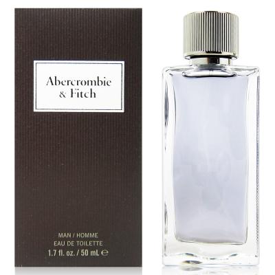 Abercrombie & Fitch 同名經典男香 50ml