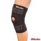 MUELLER慕樂 髕骨支撐型彈簧膝關節護具 黑色(MUA2313)