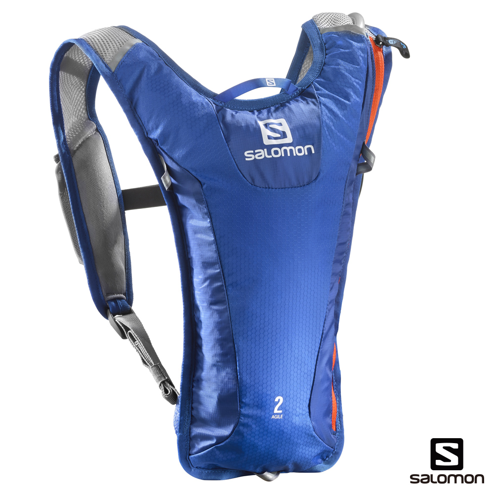 Salomon 所羅門  運動水袋背包 Agile 2 附1.5L水袋