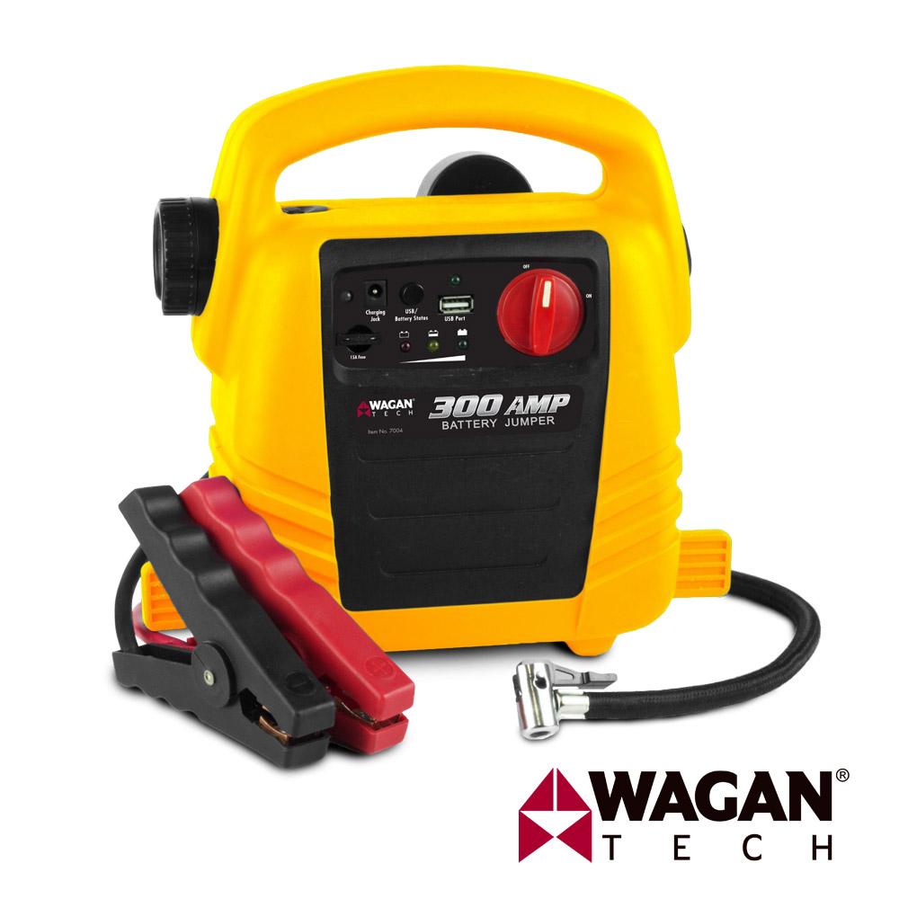 美國WAGAN多功能汽車急救器 (7004)-急