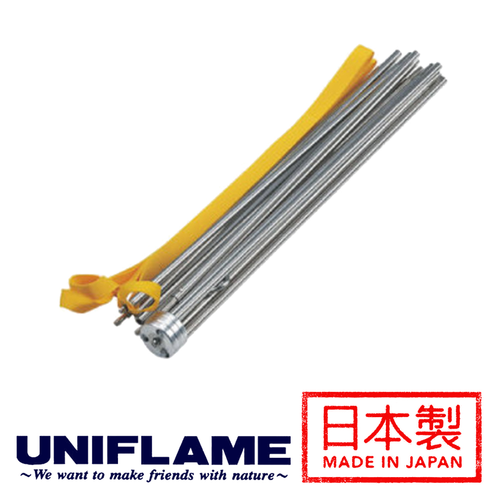 【日本 UNIFLAME】獨立式鋁合金三腳掛燈器│燈架 622049 @ Y!購物