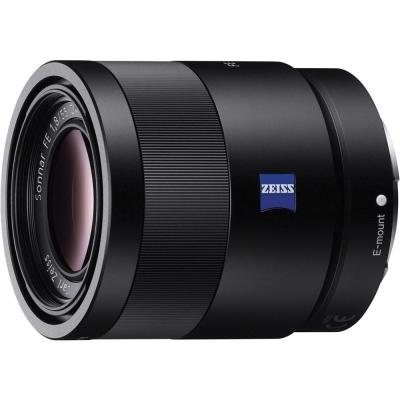 SONY卡爾蔡司 Sonnar T* FE 55mm F1.8 ZA 定焦鏡(公司貨)