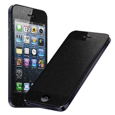 iPhone5/5S/SE 魔幻鑽石螢幕保護貼 螢幕貼(一入)