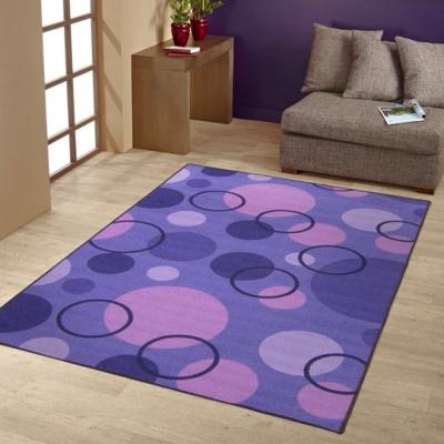范登伯格 - 朝暘 進口地毯-炫彩紫 (大款-200 x 260cm)