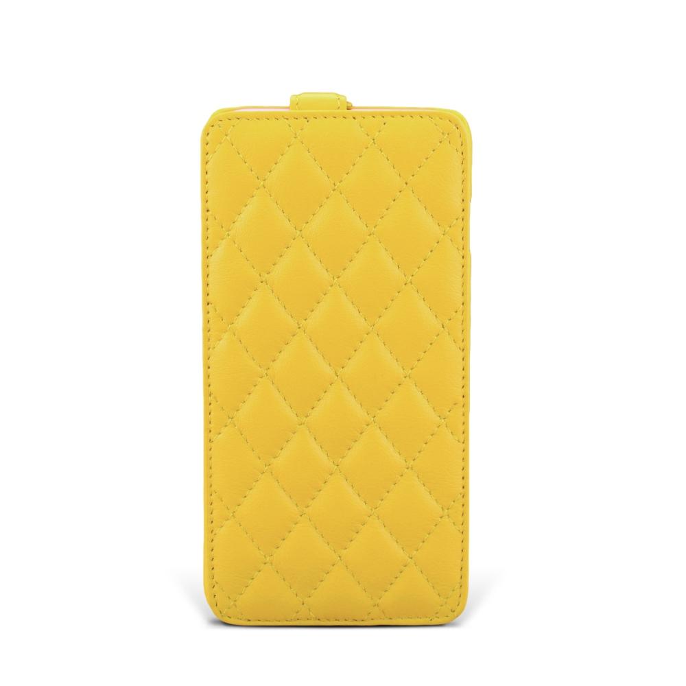 iphone i7 Plus / i8 Plus 5.5吋  硬殼式下蓋菱格 客製化皮套