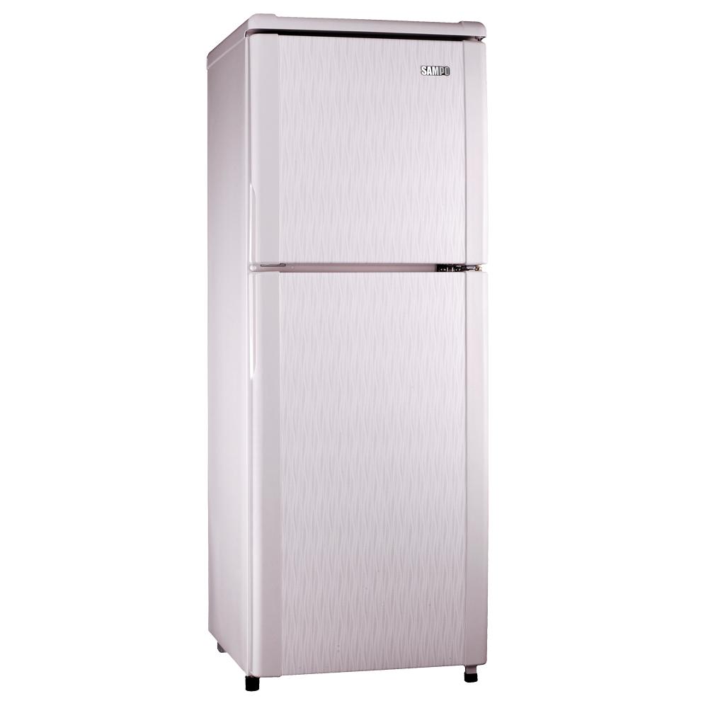 聲寶140L經典品味雙門冰箱SR-L14Q(R5)
