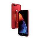 Apple iPhone 8 Plus 256G 5.5吋智慧手機(紅色)