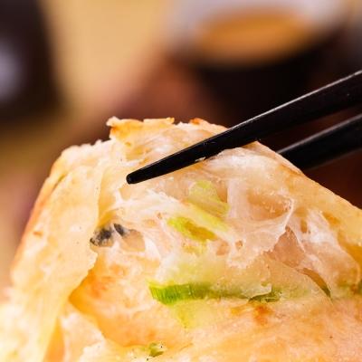 蔥阿伯 宜蘭拔絲蔥抓餅 10包 (10片/包)