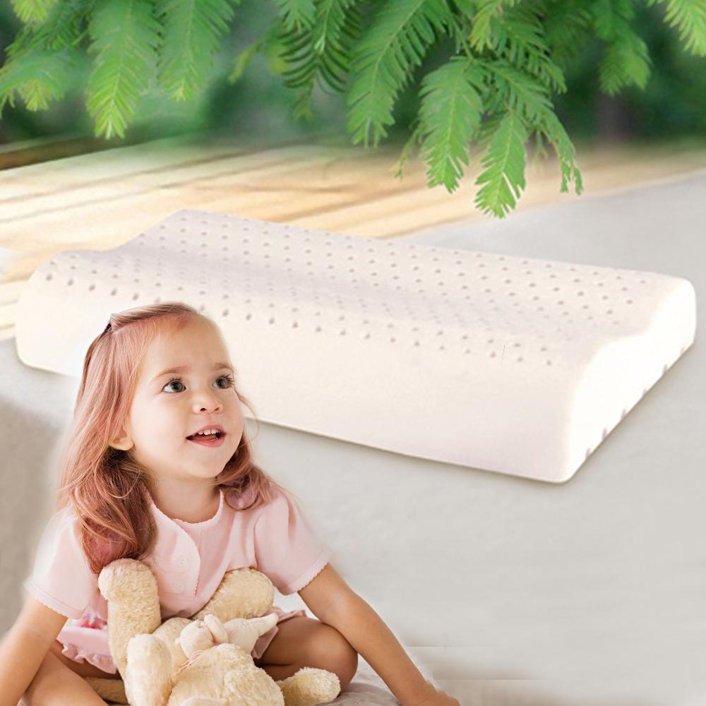 (活動)LooCa 純淨HT工學乳膠枕-小童枕(1入)