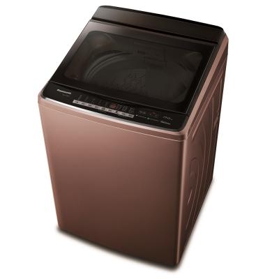 Panasonic 國際牌 17公斤變頻洗衣機 NA-V188EB-T 晶燦棕