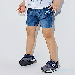 les enphants 鯨魚船長牛仔短褲 (共2色)