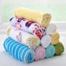 【DANROL】嬰兒寶寶手帕小方巾-16條入