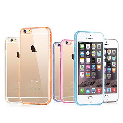 VXTRA iphone 6 plus / 6s plus 超薄清透 雙料手機殼