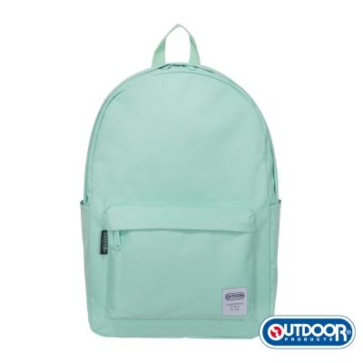 OUTDOOR- 極簡生活2.0系列-後背包-粉彩藍-OD49159PBL