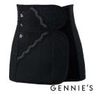 【Gennies奇妮】產後窈窕美身帶280丹(GC70)-黑