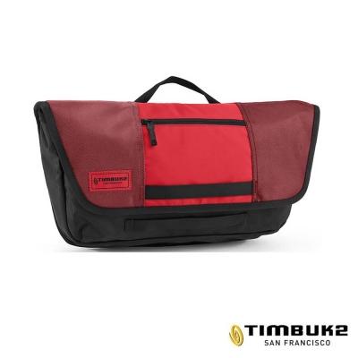 【美國 TIMBUK2】新款 Catapult 輕巧郵差包(M,5L)_紅/黑