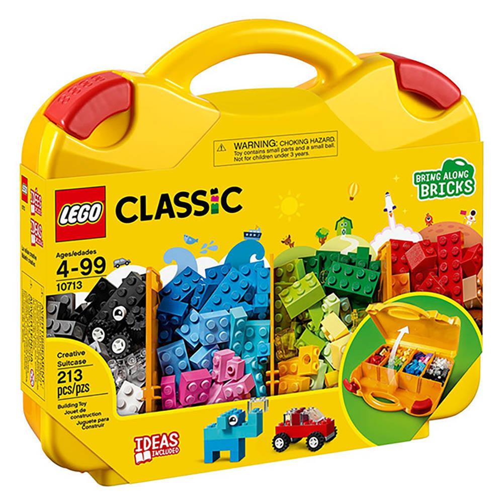 LEGO樂高經典系列10713創意手提箱