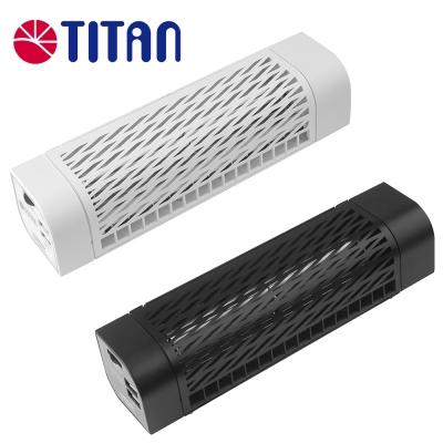 TITAN-USB 冰炫風第二代風扇-黑/白