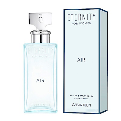 Calvin Klein CK Eternity Air永恆純淨女性淡香精50ml