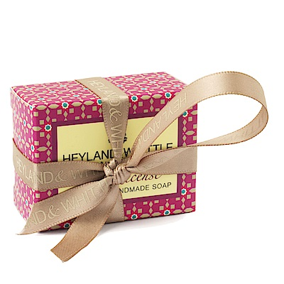H&W英倫薇朵 乳香手工香氛皂(45g)