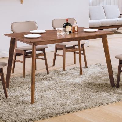 Boden-米格4尺北歐風餐桌-120x75x75cm