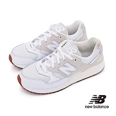 New Balance 復古鞋M530ATA-D中性白色