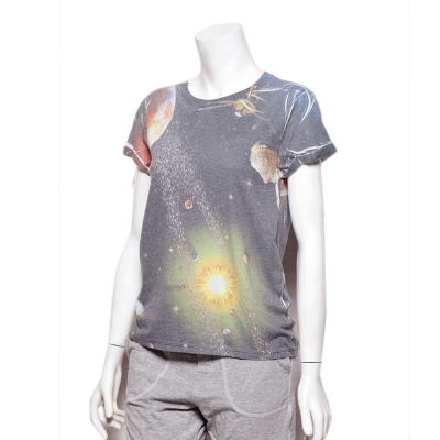 kitson x Local Celebrity美製interstellar旅者短T