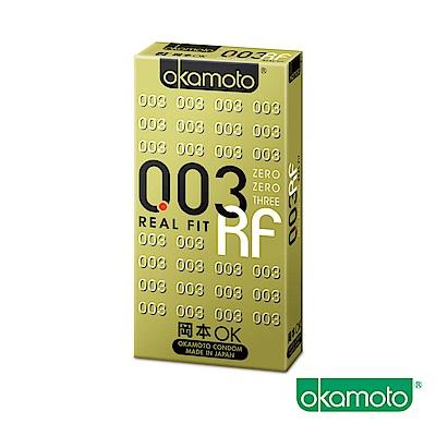 岡本okamoto 003 RF極薄貼身 6片裝