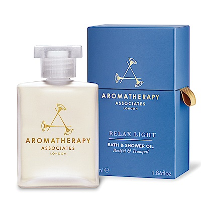 AA 輕盈舒緩沐浴油 55ml (Aromatherapy Associates)