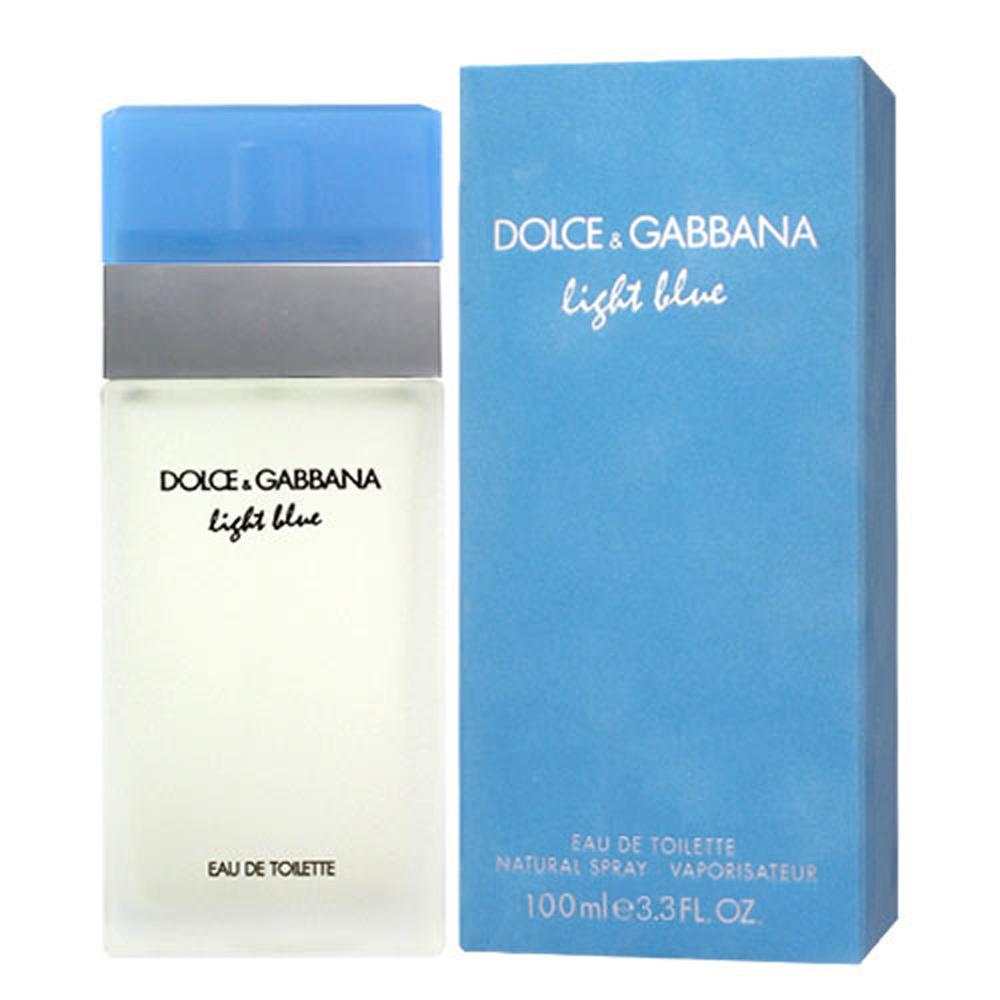 D&G Light Blue 淺藍女性香水100ML