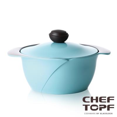 Chef Topf薔薇系列24公分不沾湯鍋