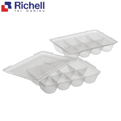 【麗嬰房】 日本利其爾 Richell 離乳食連裝盒25ml (2組)