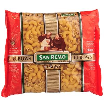 San Remo聖雷蒙 義大利彎管麵(500g)