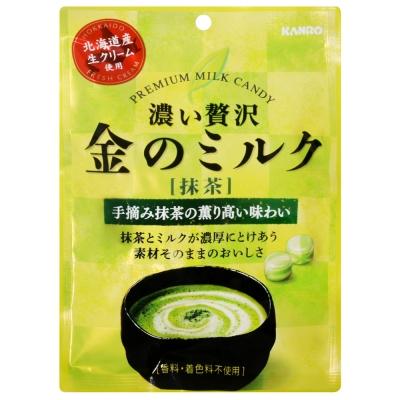 KANRO 金牛奶糖-抹茶(70g)
