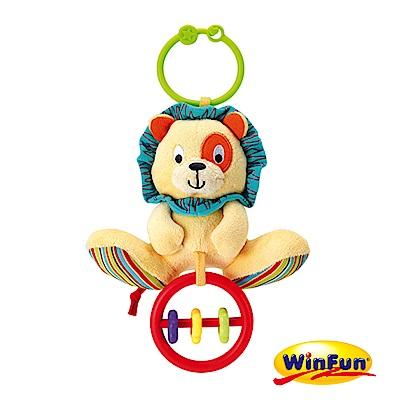 WinFun 獅子成長布偶