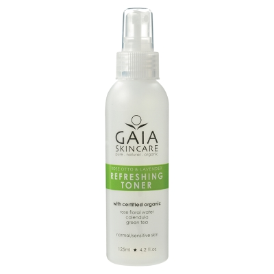 GAIA Refreshing Toner 蓋雅玫瑰爽膚噴霧 125ml