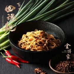 金博家 蔥蔥回魂麵(4入/袋)