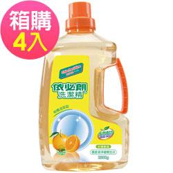 依必朗柑橘洗潔精-2800gx4瓶/箱