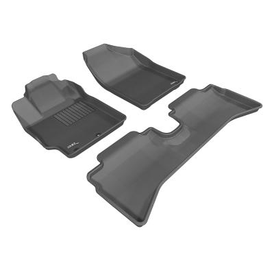 3D 神爪卡固立體踏墊 Toyota Prius C 2012~2016+