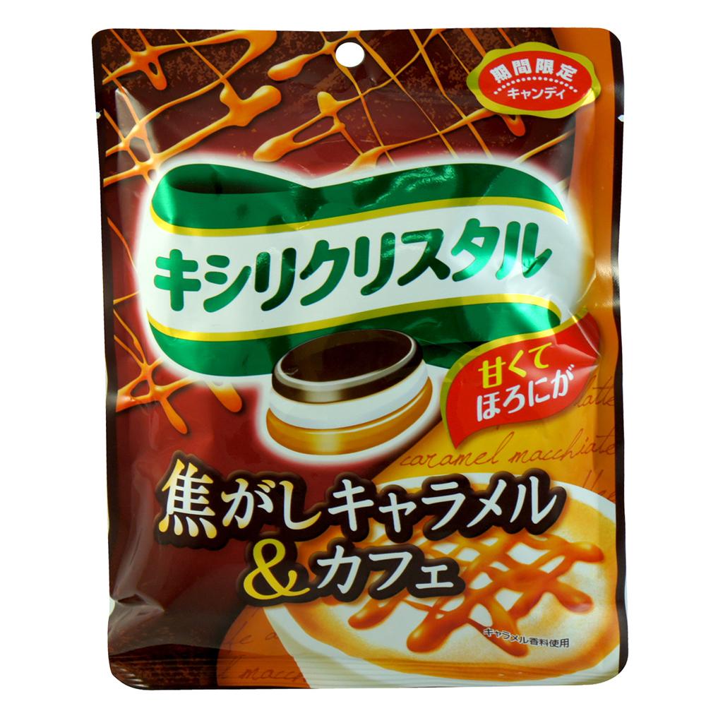 三星 焦糖咖啡喉糖(68g)