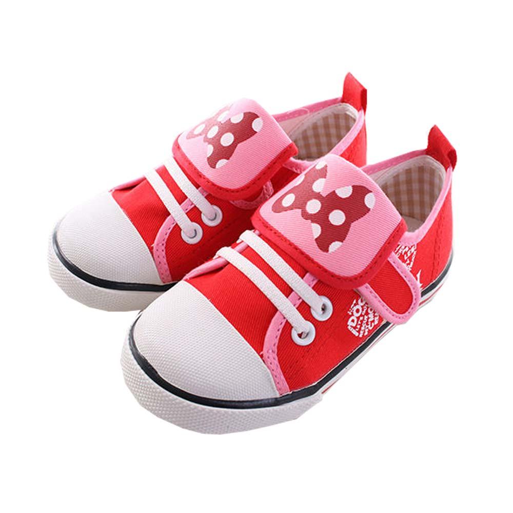 米妮-帆布鞋-紅 sh9698