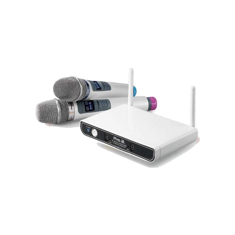 Pro.2紅外線2.4G無線麥克風DWM1