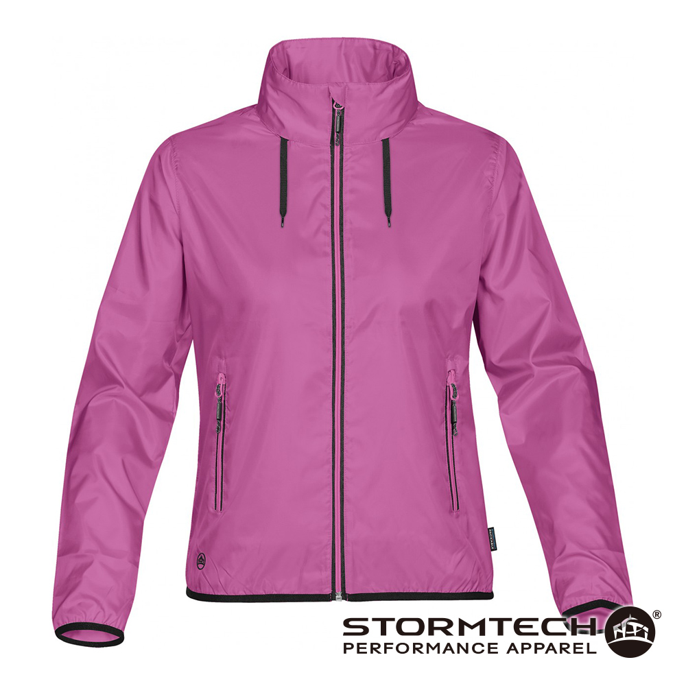【加拿大STORMTECH】MXP-1W防潑休閒機能外套-女-紫丁香