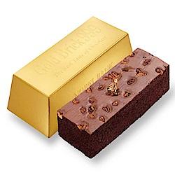 諾貝爾 純金999巧克力蛋糕(400g±12g)