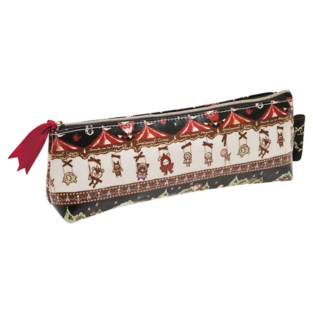 魔幻馬戲團木偶森林小紅帽系列防水筆袋包