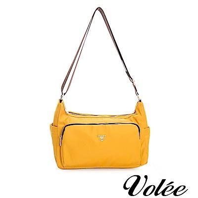 Volee飛行包 - 好旅行系列隨形肩背包-西班牙黃